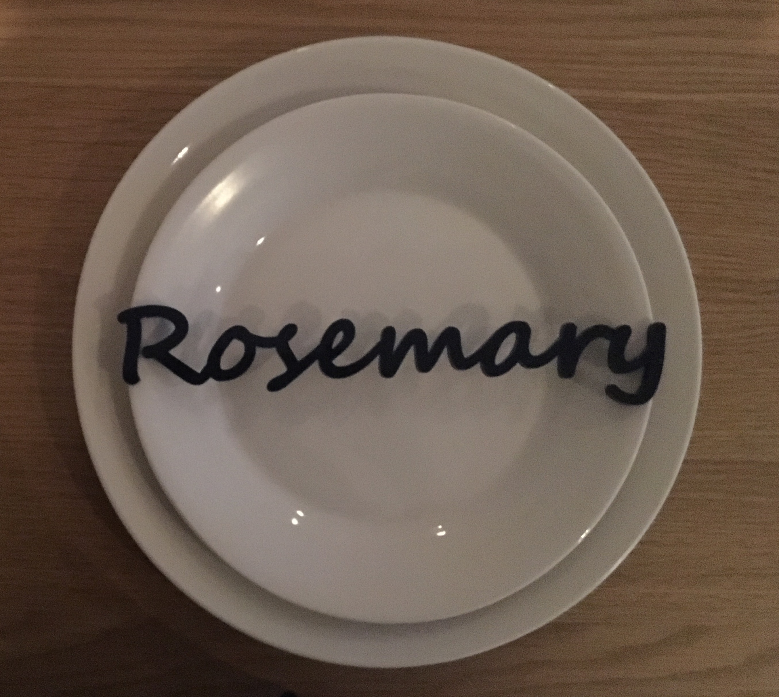 Rosemary name place