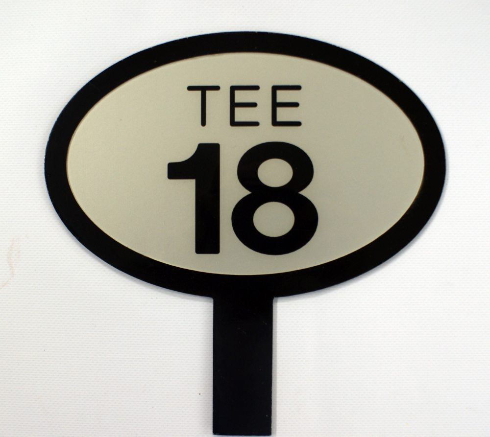 Golf Tee No18