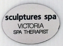 Therapist Name Badge